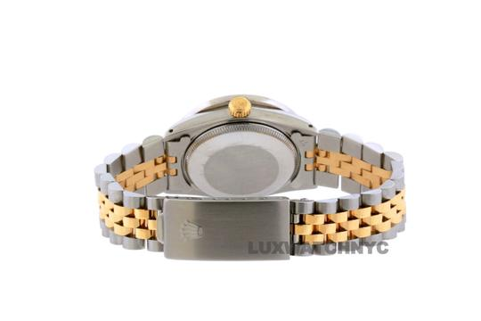 ROLEX 31mm Midsize Datejust Gold and Stainless Steel with Appraisal Image 3