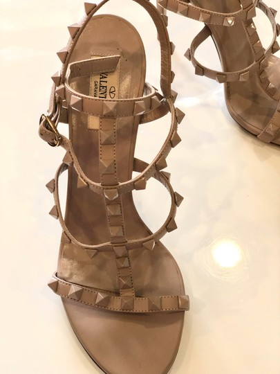 Valentino nude Sandals Image 10