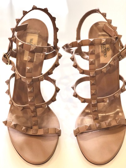 Valentino nude Sandals Image 11