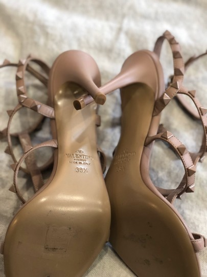 Valentino nude Sandals Image 5