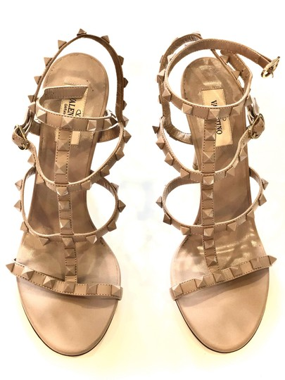 Valentino nude Sandals Image 8