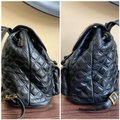 MCM Quilted Leather Studded Backpack Image 4