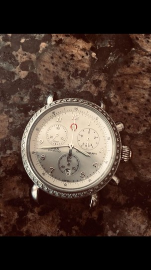 Preload https://img-static.tradesy.com/item/26304455/michele-stainless-steel-with-diamonds-csx-and-mother-of-pearl-watch-0-0-540-540.jpg