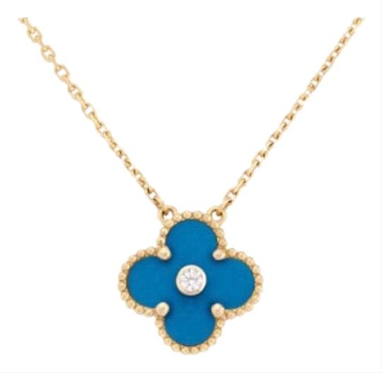 Preload https://img-static.tradesy.com/item/26304474/van-cleef-and-arpels-yg-diamond-vintage-alhambra-pendant-necklace-0-1-540-540.jpg