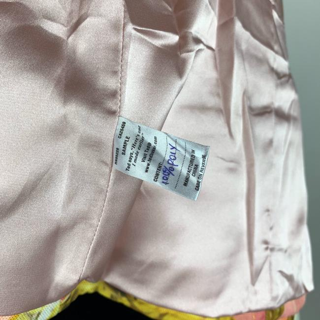Ted Baker Yellow Pink Ivory Jacket Image 10