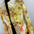 Ted Baker Yellow Pink Ivory Jacket Image 6