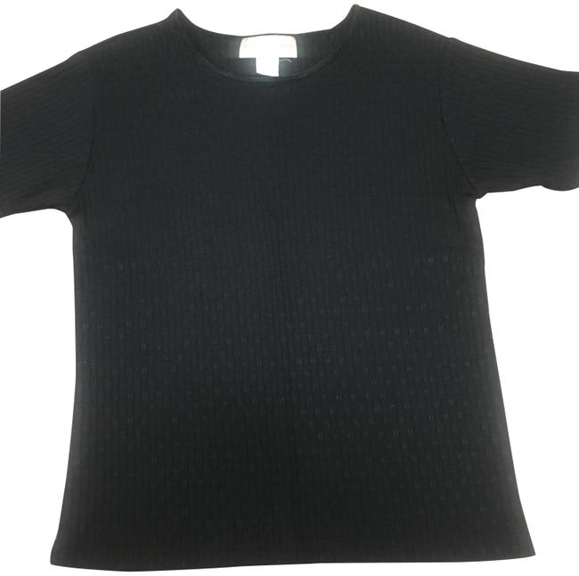 Preload https://img-static.tradesy.com/item/26304521/shirt-black-sweater-0-1-650-650.jpg