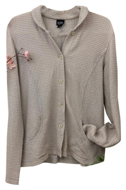Preload https://img-static.tradesy.com/item/26304529/eileen-fisher-textured-button-down-small-jacket-size-4-s-0-1-650-650.jpg