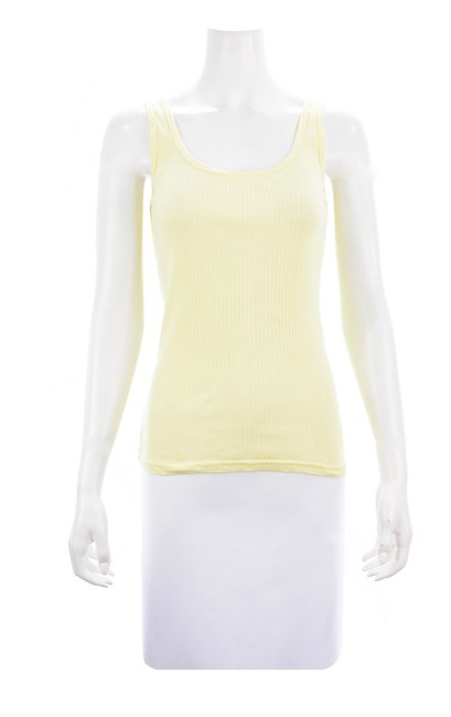 Preload https://img-static.tradesy.com/item/26304538/juicy-couture-yellow-cotton-small-tank-topcami-size-4-s-0-0-650-650.jpg