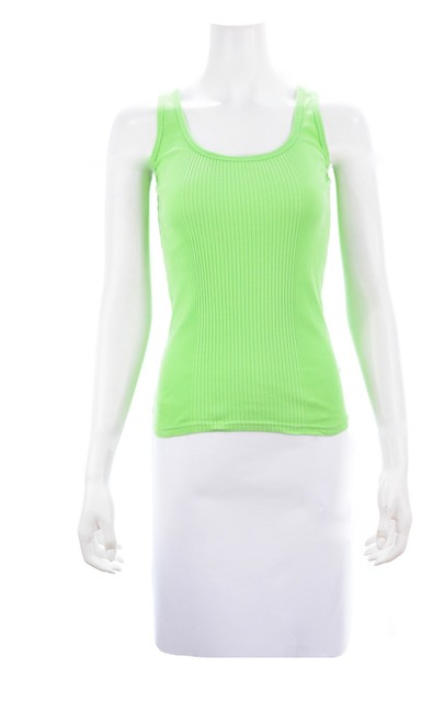 Preload https://img-static.tradesy.com/item/26304555/juicy-couture-green-cotton-small-tank-topcami-size-4-s-0-0-650-650.jpg