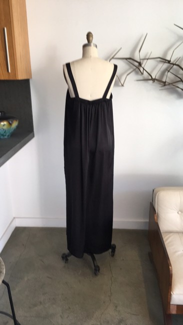 Hatch Hatch black jumpsuit with side pockets. NWT size L Image 3