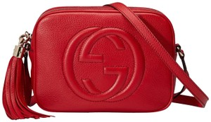Gucci Soho Purse Camera Cross Body Bag