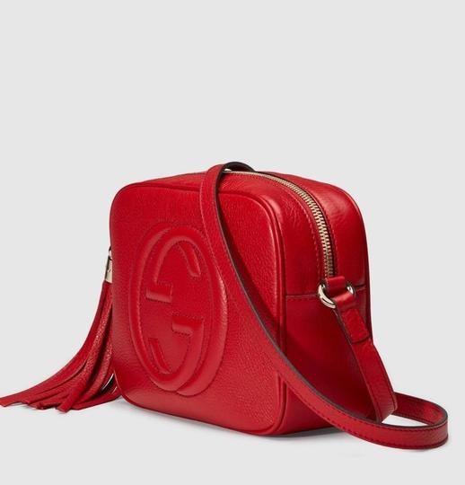 Gucci Soho Purse Camera Cross Body Bag Image 1