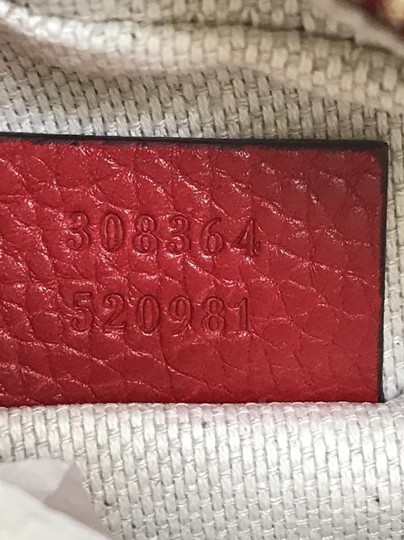 Gucci Soho Purse Camera Cross Body Bag Image 10