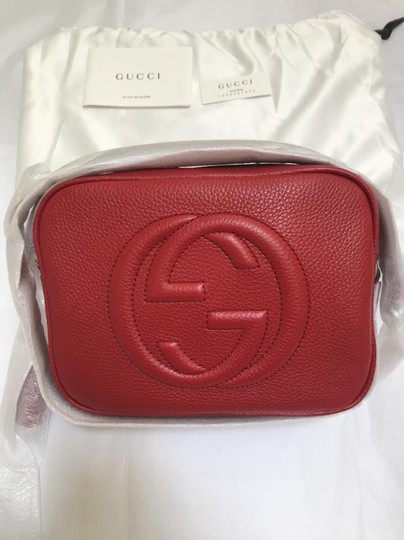Gucci Soho Purse Camera Cross Body Bag Image 5