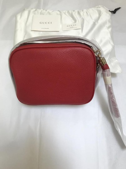 Gucci Soho Purse Camera Cross Body Bag Image 6