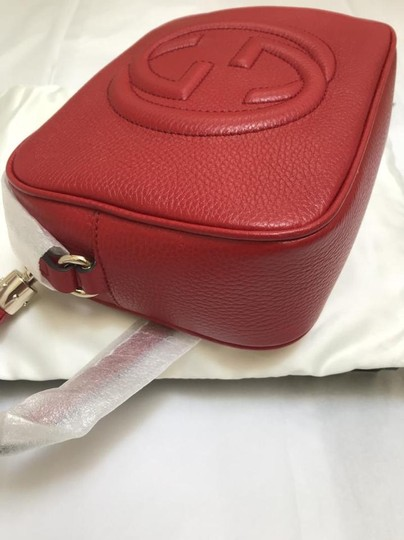 Gucci Soho Purse Camera Cross Body Bag Image 7