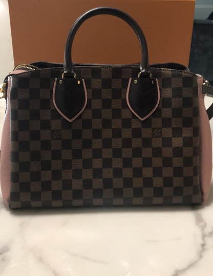 Louis Vuitton Tote in brown, pink Image 2