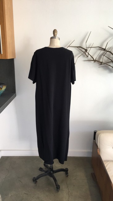 black Maxi Dress by The Row Image 2