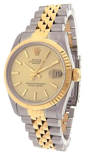 Preload https://img-static.tradesy.com/item/26304730/rolex-champagne-datejust-stainless-steel-18k-yellow-gold-jubilee-watch-0-1-540-540.jpg