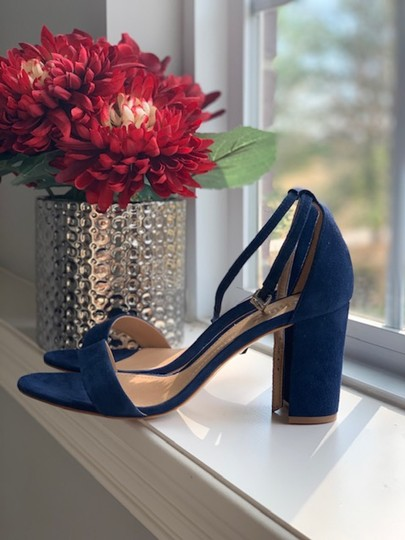 SCHUTZ blue Pumps Image 4
