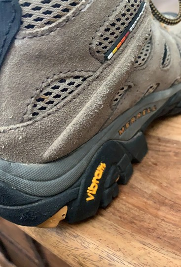 Merrell walnut/tan Athletic Image 7