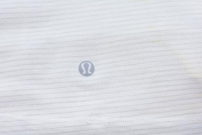 Lululemon T Shirt white Image 3