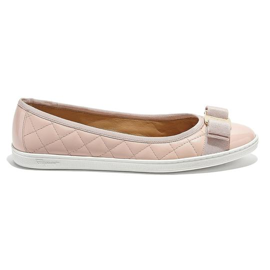 Preload https://img-static.tradesy.com/item/26304892/salvatore-ferragamo-pink-varnished-vara-ballerina-flats-size-us-7-regular-m-b-0-0-540-540.jpg
