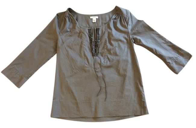 Item - Grayish Brown Tunic Size 0 (XS)