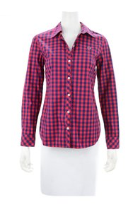 Vineyard Vines Button Down Shirt red