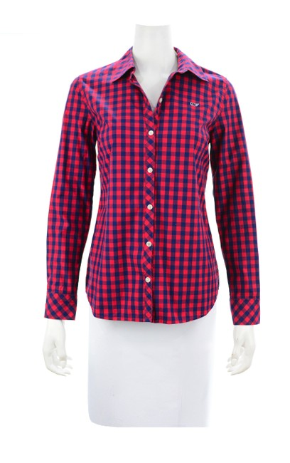 Vineyard Vines Button Down Shirt red Image 4
