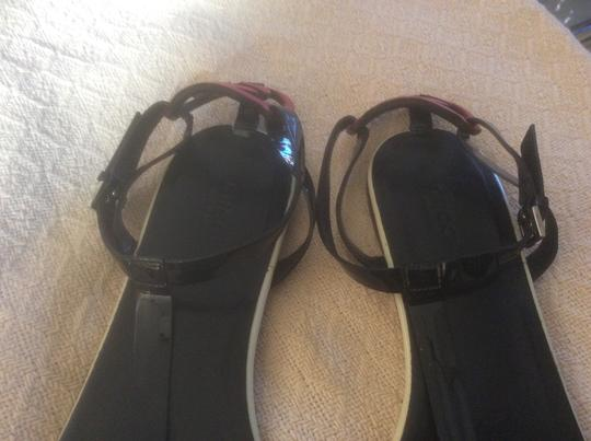 Gucci **Reduced 12/3** Black Sandals Image 3