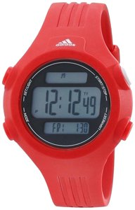 Adidas Adidas Female Sports Watch ADP6088 Red Digital