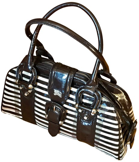 Preload https://img-static.tradesy.com/item/26304953/burberry-vintage-striped-brown-and-beige-patent-leather-satchel-0-3-540-540.jpg