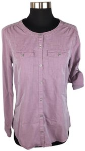 Toad&Co Toad & Co Beryl Shirt Longsleeve Shirt Casual Button Down Shirt Purple