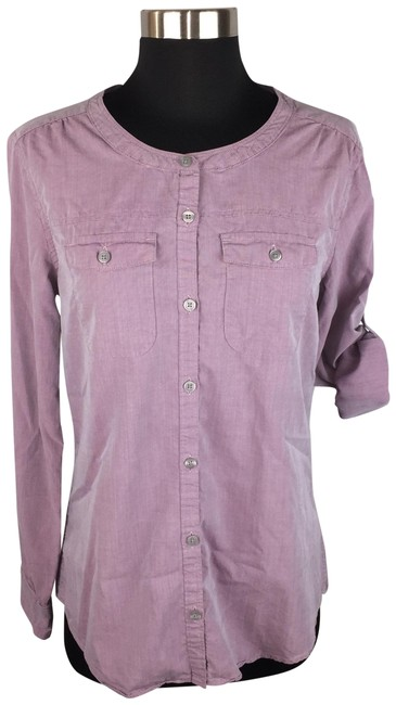 Toad&Co Toad & Co Beryl Shirt Longsleeve Shirt Casual Button Down Shirt Purple Image 0