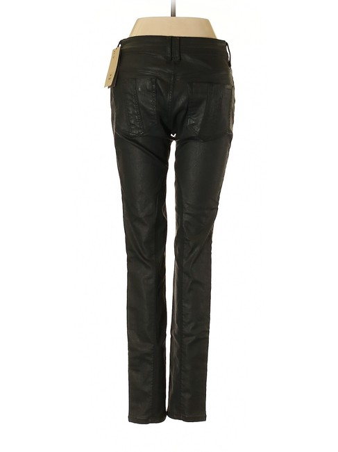Burberry Skinny Jeans-Coated Image 2
