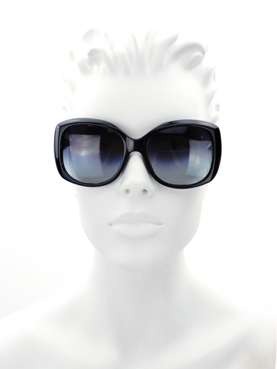 Chanel Chanel CH 5183 c.501/3C 59mm Oversized Butterfly Sunglasses Image 1