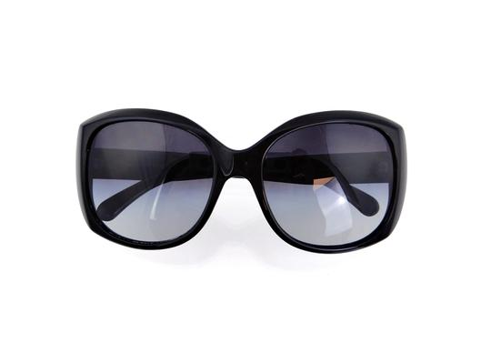Chanel Chanel CH 5183 c.501/3C 59mm Oversized Butterfly Sunglasses Image 3