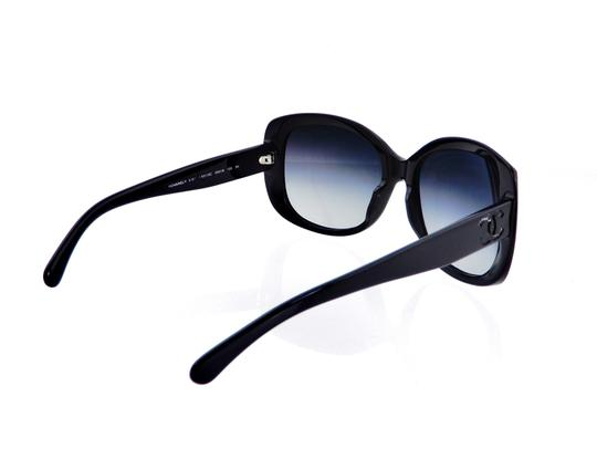 Chanel Chanel CH 5183 c.501/3C 59mm Oversized Butterfly Sunglasses Image 9