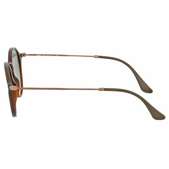 Ray-Ban Frame & Silver Gradient Lens RB2447N 62569U Unisex Round Sunglasses Image 2