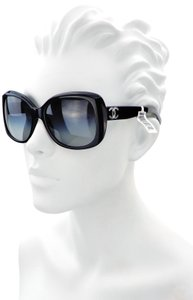Chanel Chanel CH 5183 c.501/3C 59mm Oversized Butterfly Sunglasses
