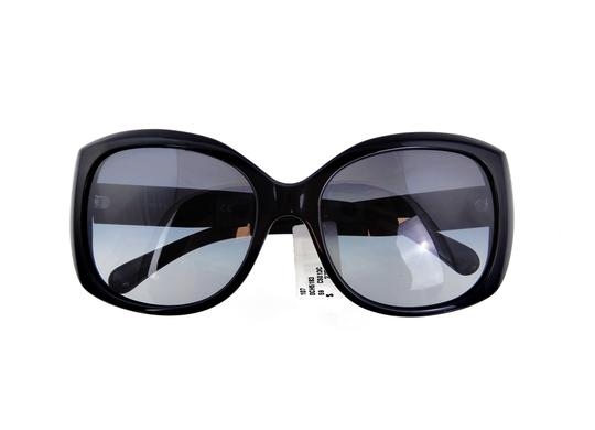Chanel Chanel CH 5183 c.501/3C 59mm Oversized Butterfly Sunglasses Image 4