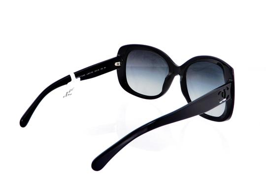 Chanel Chanel CH 5183 c.501/3C 59mm Oversized Butterfly Sunglasses Image 8