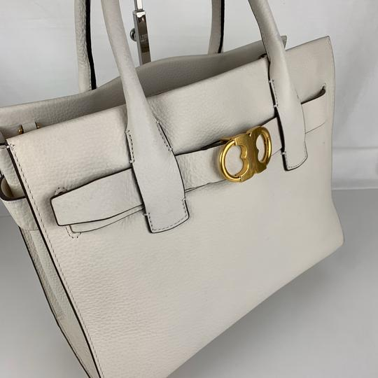 Tory Burch Tote in New Ivory Image 2