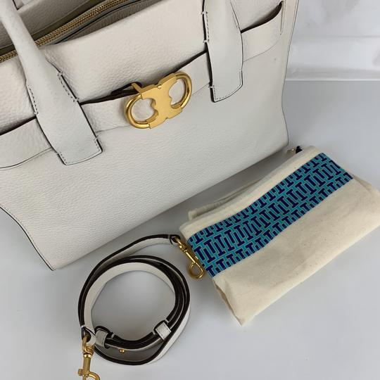 Tory Burch Tote in New Ivory Image 3