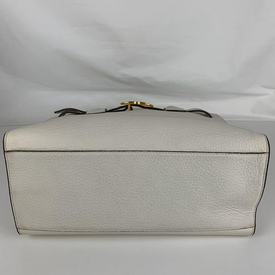 Tory Burch Tote in New Ivory Image 5