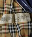 Burberry Women's Patent Canvas Trench Coat Image 11