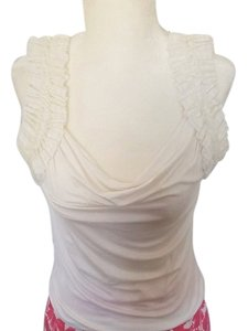 BCBGMAXAZRIA Top white, off white