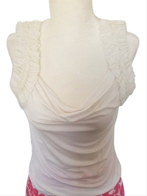 Preload https://img-static.tradesy.com/item/26305193/bcbgmaxazria-bcbg-max-azria-whiteivory-with-ruffle-sleeves-top-0-8-650-650.jpg